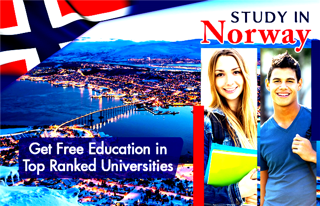 Universities in Norway
