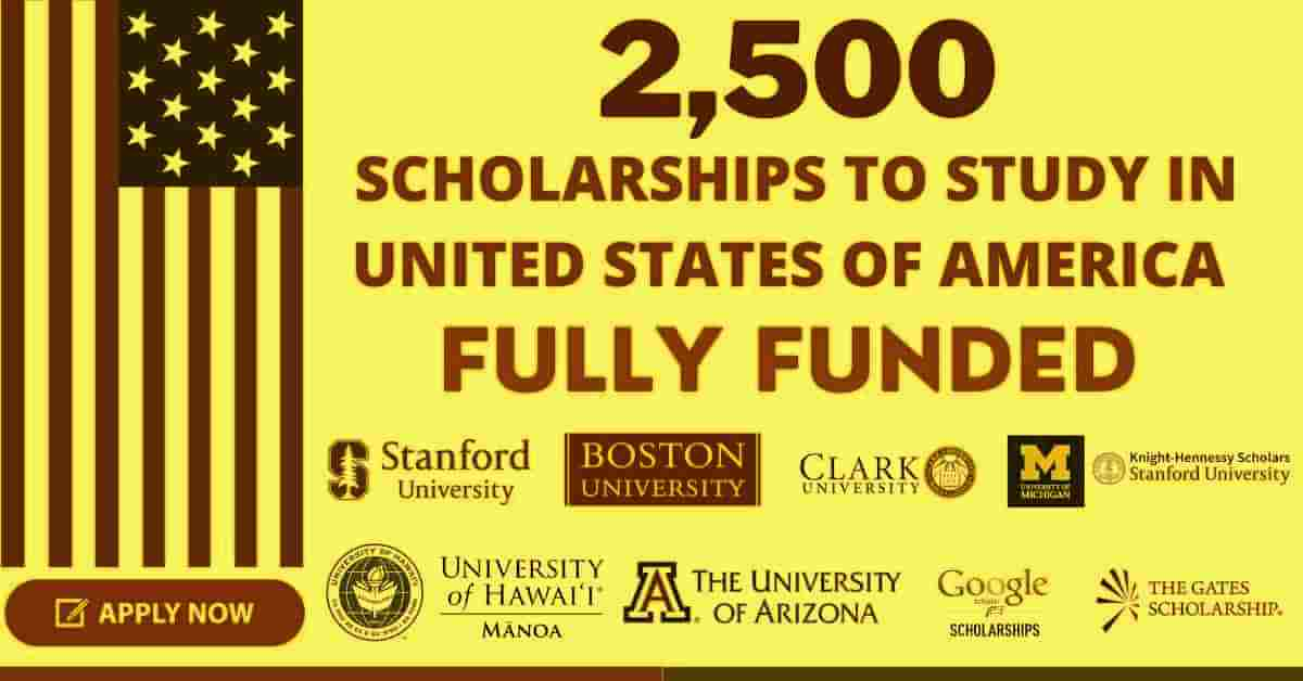 Study in United States(Scholarships, Admissions, Student Visa, full guide)