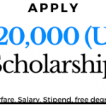 Welcome (UK Government) Scholarship