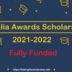 Australia Awards Scholarships 2020-2021 Fully Funded Scholarship