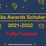 Australia Awards Scholarships 2020-2021 Fully Funded Scholarship