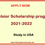 Excelsior Scholarship Program Application for 2021-2022