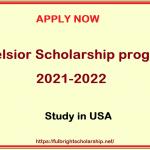 Excelsior Scholarship Program Application for 2021-2022