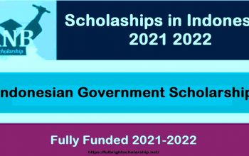Indonesian Government Scholarship 2021