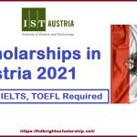 Scholarships in Austria 2021