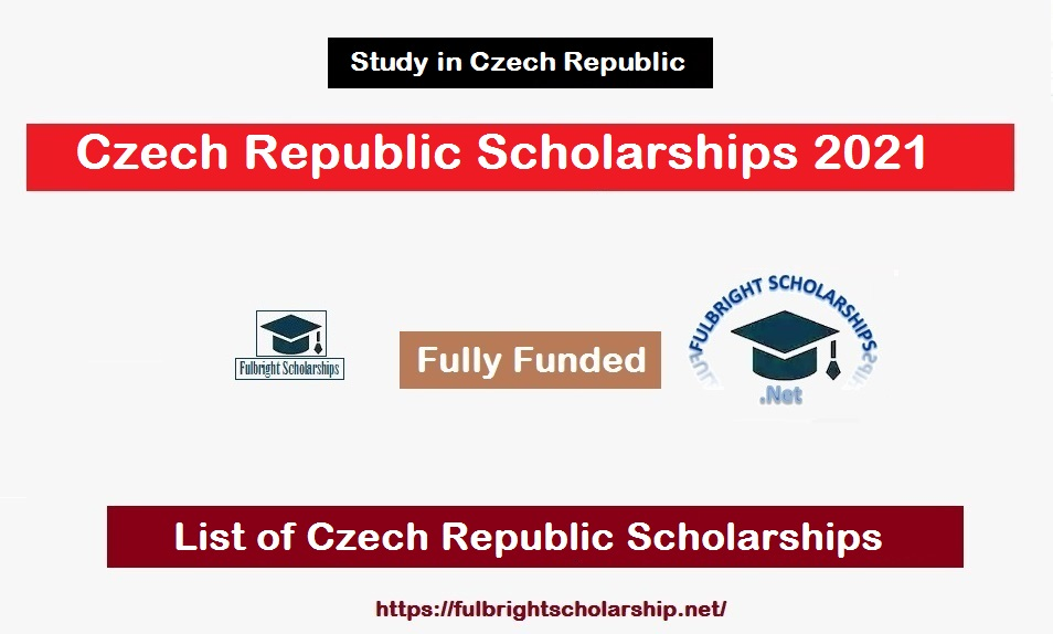 Czech Republic Scholarships 2021
