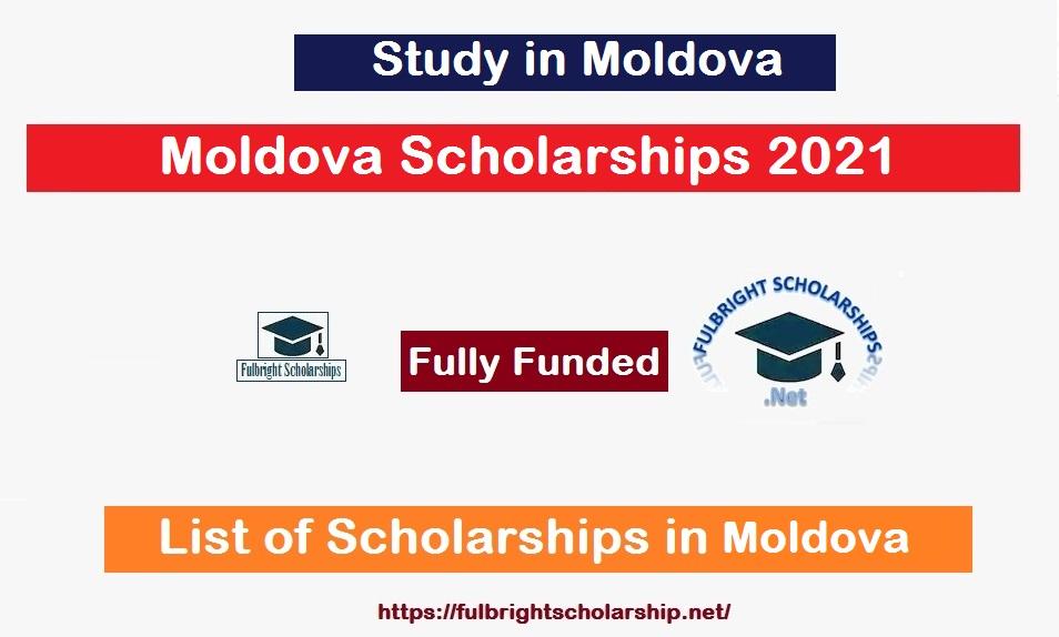 Moldova Scholarships 2021