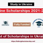 Ukraine Scholarships