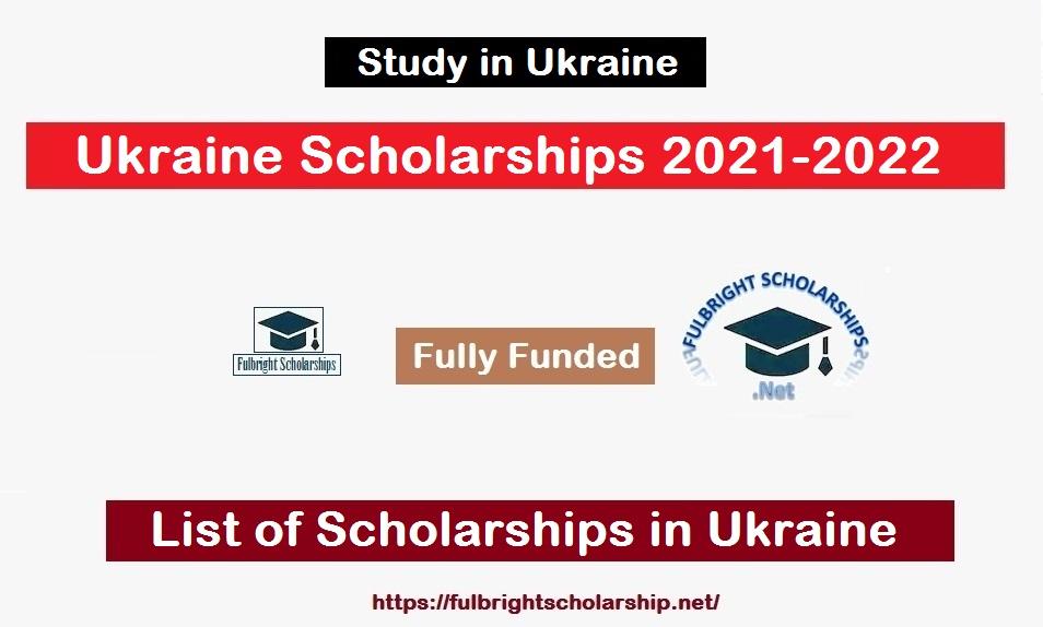 Ukraine Scholarships