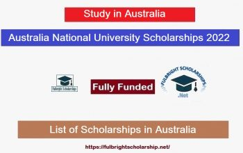 ANU Scholarships