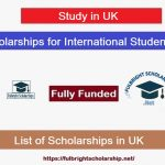 UCL Scholarships