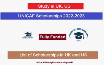 UNICAF scholarships