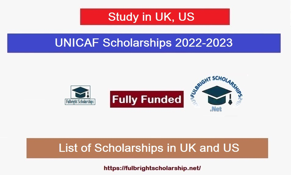 UNICAF scholarships