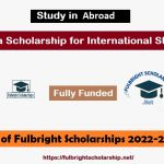 MBA Management & Business School Scholarships 2022-2023