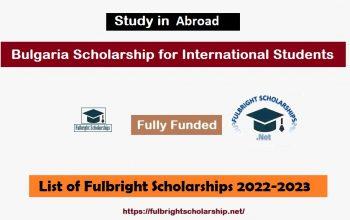 MBA Management & Business School Scholarships 2022-2023