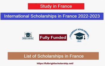 French Scholarships