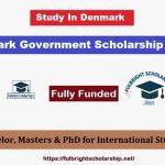 Denmark Government Scholarship 2022