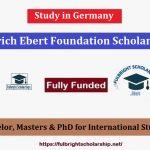 Friedrich Ebert Foundation Scholarship for International Students