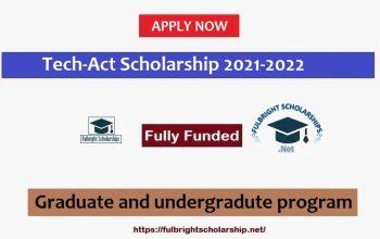 Tech-Act Scholarship